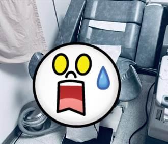 20多歲女深夜激戰下體噴血 內診椅驚人照片曝光