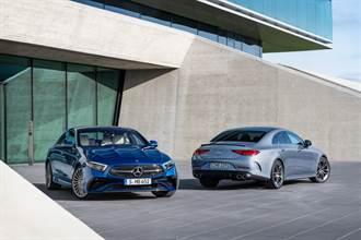 重塑跑格外貌 Mercedes-Benz 小改款 CLS 亮相