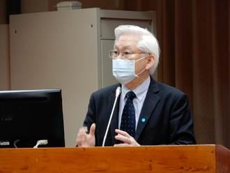 台灣面臨缺水 科技部長:中科比較緊張  但可撐到5月中