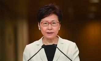 林鄭月娥:完善香港選舉制度修訂草案下週三交立法會首讀