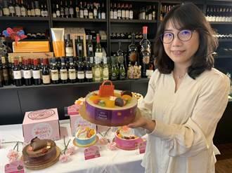應戰母親節 美食-KY拚全檔期賣21萬個蛋糕