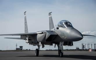 終於 美F-15EX戰機有新名字了