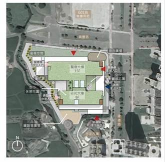 中央大學八德校區設立醫院 預計2027年營運