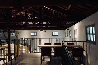 台中市農會檜木舊倉庫 華麗轉身工業風咖啡館10日開幕