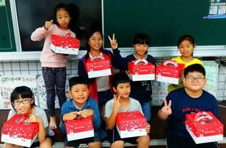 5月母親節認捐憨兒蛋糕到偏鄉學童   一份愛心雙倍支持