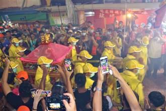 白沙屯媽祖進香7.8萬人報名創新高  拱天宮籲全程戴口罩