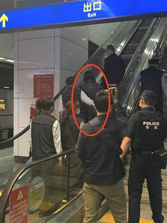普悠瑪乘客PO影片嗆殺總統蔡英文  女子松山車站落網