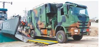 意外曝光反匿蹤戰機雷達車恐大懲處 海軍、軍媒大內宣遭反將一軍