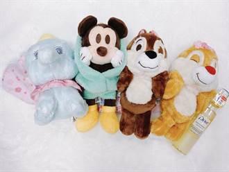 迪士尼鐵粉準備接招 洗沐品牌推限量娃娃組太欠買