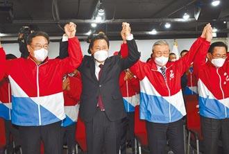 韩双市长补选 在野党胜券在握