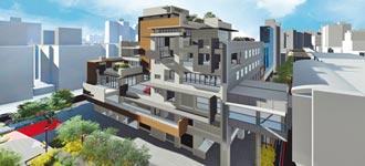 北市科技大樓複合式停車場 2025年完工