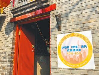 獎勵接種 北京送雞蛋衛生紙