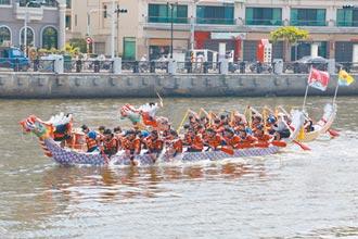 6月12日台南龍舟賽 146隊開戰