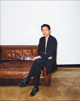 奧斯卡男主提名 首位亞裔演員出現 Steven Yeun帥照亮相