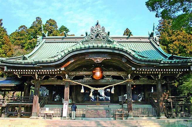 已有3000年歷史筑波山神社以結緣著稱