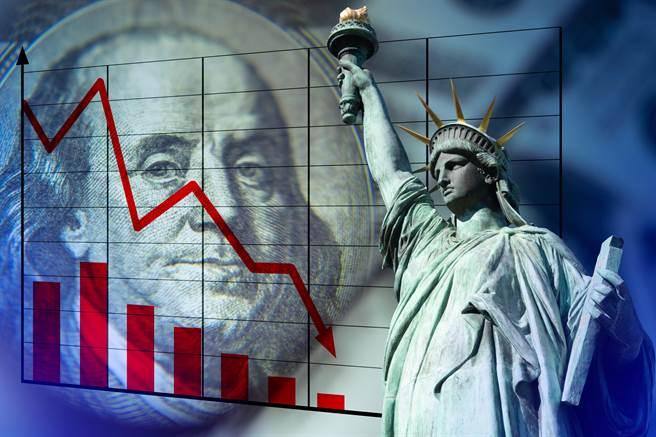 美國經濟仍將處於強勁復甦。(示意圖/shutterstock提供)