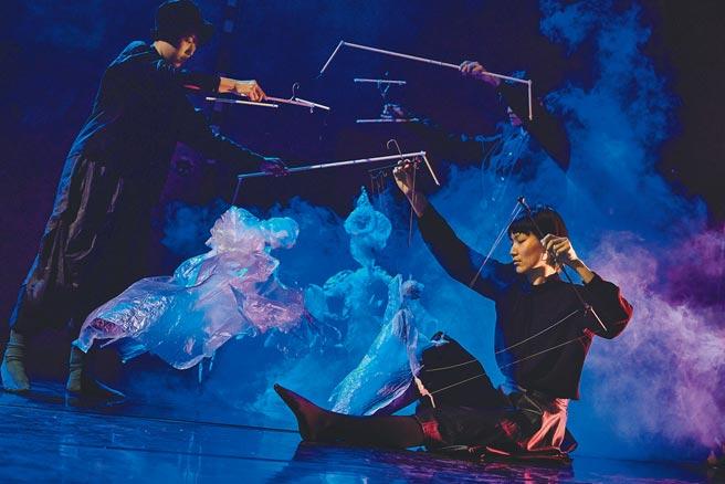 台中國家歌劇院NTT-TIFA將推出奇幻偶戲《穿越真實的邊界》。(台中國家歌劇院提供/陳淑芬台中傳真)