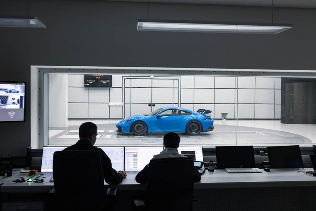 Porsche新世代911 GT3以細緻的調整與嚴苛的測試來提高性能