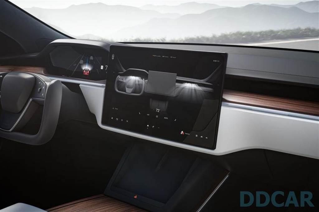 特斯拉新增了「空氣品質指數」功能,至少新版 Model S/X 會有