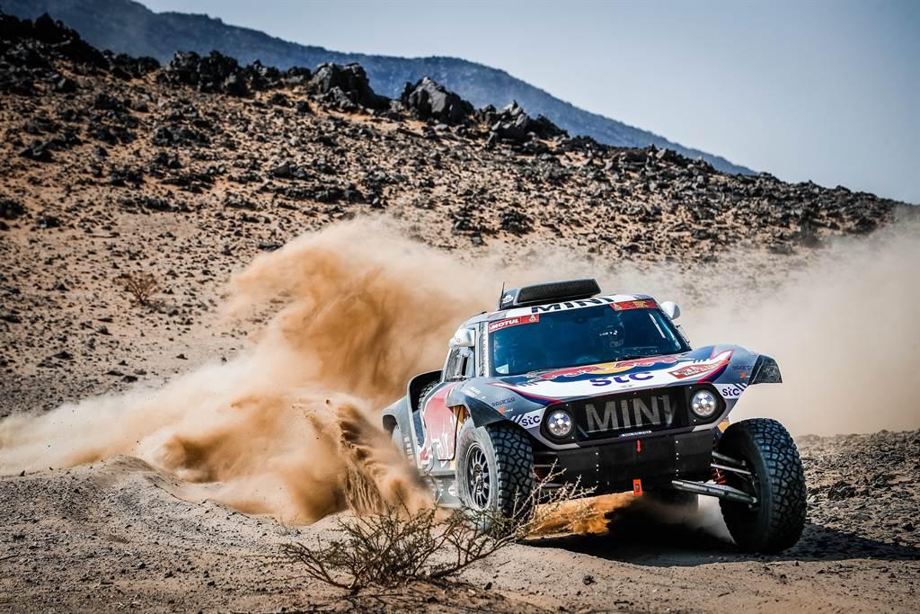 2021 MINI以Countryman為原型的拉力賽車勇奪史上第六座達卡拉力賽冠軍。