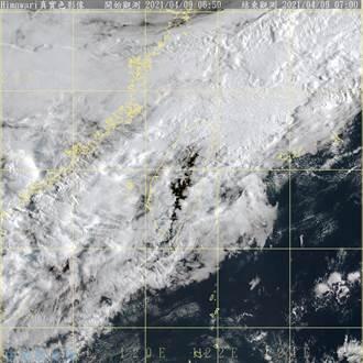 北部降雨到明天 四月颱有望解旱?專家曝侵台機率