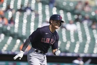 MLB》張育成開心應對比賽 解釋為何總面帶微笑打擊