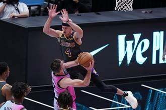 NBA》德拉蒙復出沒用 湖人作客遭熱火燒退