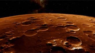 火星發現新生命?NASA拍到巨型蜘蛛 科學家揭密