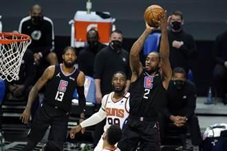 NBA》「黑貝」暗算保羅得逞 快艇斬斷太陽7連勝