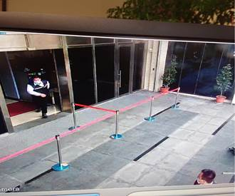士檢門口拿角鋼狂打68歲輪椅婦 27歲男遭聲押