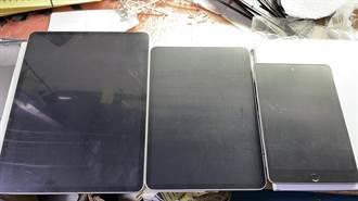 爆料曝光新iPad Pro、iPad mini样机 模样令人失望