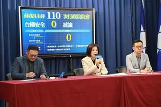 事故前110次院會未談台鐵安全 藍批蘇揆拉林佳龍保衛閣揆應下台謝罪