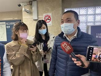 捷運三鶯線400噸吊車翻覆 侯友宜:已重罰廠商