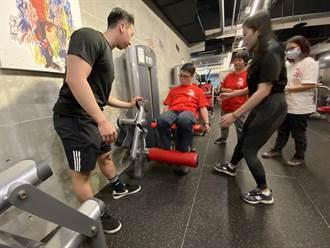 健身房做公益 公益時段嘉惠社福團體
