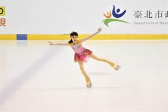 台北市青年盃滑冰賽周末登場 8歲小將受矚