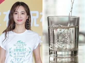 一天要喝8杯水?開水只能放16小時? 蔡依林喝水保養法原來是這樣!