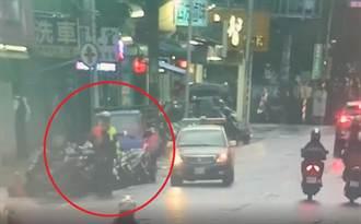 3歲男童雨中街頭徘徊 板橋警驚見協助返家