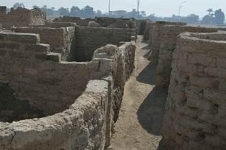 繼圖坦卡門墓後最重要發現 埃及「失落的黃金城」出土