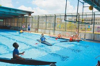 全縣學校游泳池暫停開放