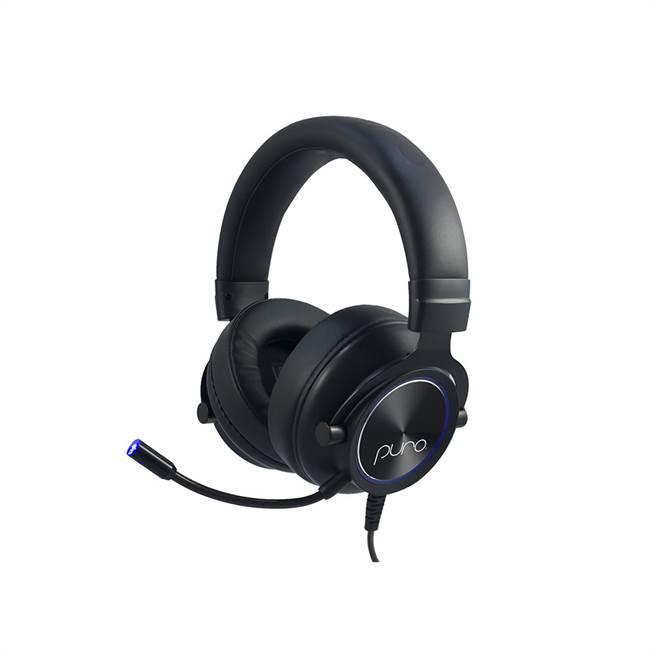PuroGamer 電競耳機。(耳機人提供/黃慧雯台北傳真)