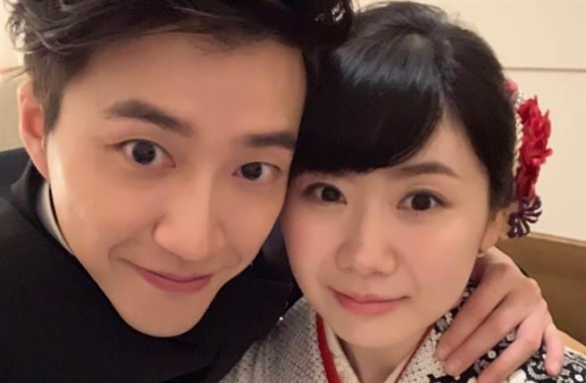 福原愛、江宏傑爆4年婚變,讓外界開始注意到台日文化差異。(取自江宏傑微博)