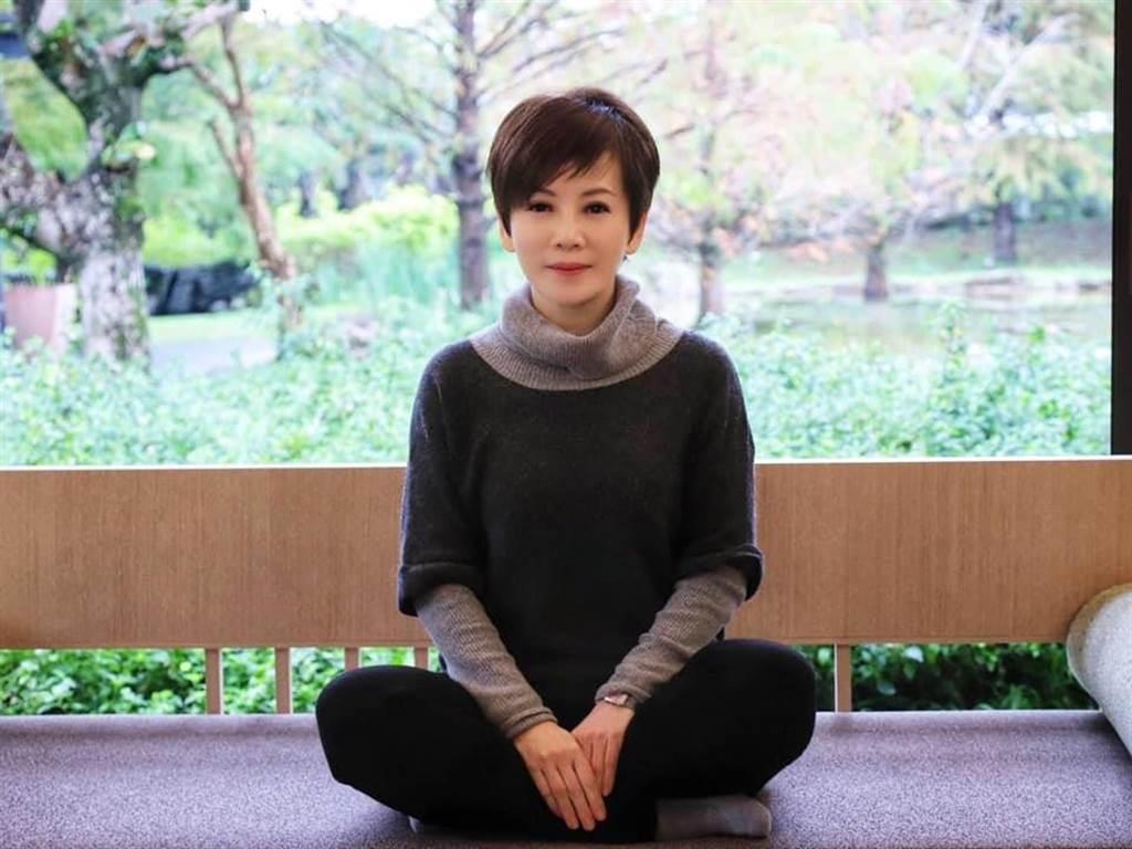 陳雅琳將接任華視新聞資訊台台長一職。(摘自臉書)