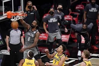 NBA》六星連線不保?紐郵爆籃網無意買斷小喬丹