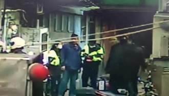 萬華清茶館座位起紛爭 8人刀棍亂鬥全進警局