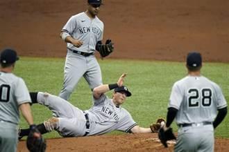 MLB》法官大人跑哪去了?洋基復仇戰反遭痛扁
