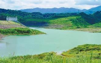 湖山水庫挹注水源 雲林整體地層下陷趨緩