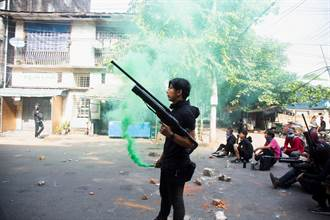 緬甸少數民族武裝團體攻擊警局 10名員警喪生
