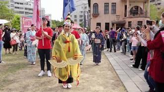 台中林懋陽故居文化嘉年華踩街輕旅行劃句點