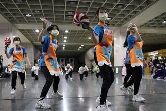 新北技職活力舞蹈快閃  宣傳高中職教育博覽會線上開展
