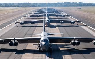 美空軍不肯放手 B-52轟炸機繼續百歲「機瑞」挑戰